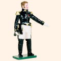 746 5 Toy Soldier Staff Officer Kit