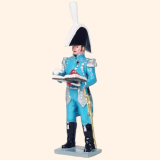 749 2 Toy Soldier Count Gourgaud Kit