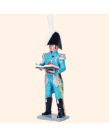0749 2 Toy Soldier Count Gourgaud Kit