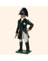 0752 1 Toy Soldier Wellington at Waterloo Kit