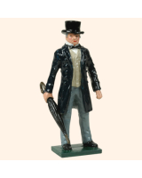 0752 3 Toy Soldier General Picton Kit