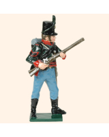 0753 2 Toy Soldier Sergeant The 60th rifle Kit