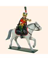0756 3 Toy Soldier Trumpeter 7th Hussars Kit