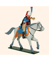 0758 3 Toy Soldier Trumpeter Kit
