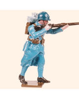 0801 7 Toy Soldier Private firing Kit
