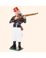 0805 6 Toy Soldier Zouave firing Kit