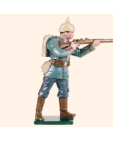 0810 4 Toy Soldier Private firing Kit