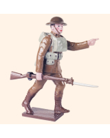 0815 2 Toy Soldier Sergeant Kit