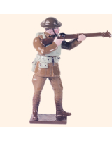 0815 4 Toy Soldier Private firing Kit