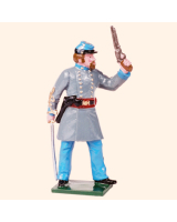 0905 1 Toy Soldier Officer Kit