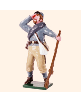 0905 5 Toy Soldier Wounded Private Kit