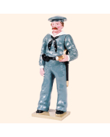 0907 2 Toy Soldier Petty Officer Kit