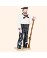 0908 6 Toy Soldier Seaman Kit