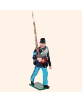 0909 2 Toy Soldier Sergeant marching Kit