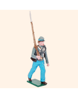 0910 3 Toy Soldier Private marching kepi Kit