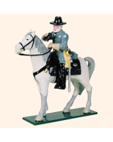 0912 Toy Soldier General Robert E Lee Kit