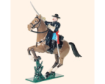 914 1 Toy Soldier Officer Kit
