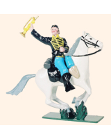 0914 3 Toy Soldier Bugler Kit