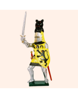 K37 Toy Soldier Louis de Nevers Kit