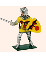 K43 Toy Soldier Lord Cortenay Earl of Devon Kit