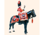 ToL 050 - M103 Toy Soldier Kettledrummer, Royal Scots Greys The 2nd Dragoons 1900 Kit