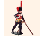 N3 2 Toy Soldier Gunner with handspike Kit