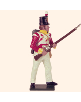 SR2 5 Toy Soldier Private at the ready South Essex Regiment Kit