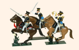 113 Toy Soldiers Set 17th Lancers Painted