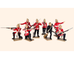 405 Toy Soldiers Set 24th Regiment of Foot Painted