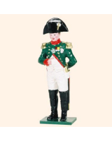 543 Toy Soldier Set The Emperor Napoleon Painted