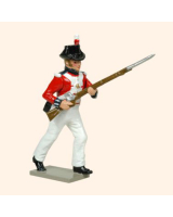 552 Toy Soldier Set A Marine Painted
