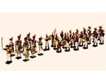 089 Toy Soldiers Set The Band 30 figure Painted