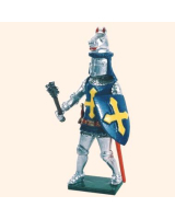 K11 Toy Soldier Set Sir Walter Paveley Painted