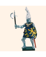 K13 Toy Soldier Set Robert de Mamines Painted