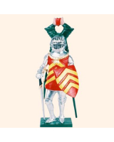 K20 Toy Soldier Set Jacques De Crevecoeur Painted