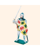 K26 Toy Soldier Set John de Montacute Painted