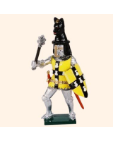 K30 Toy Soldier Set Sir John de Grailly Painted