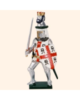K32 Toy Soldier Set Sir John Bourchier Painted