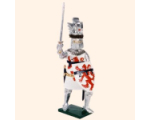 K34 Toy Soldier Set Count Jean de Luxembourg Painted