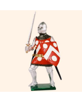 K38 Toy Soldier Set Sir Ralph Bacey Painted