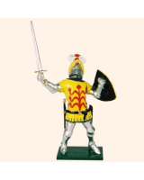 K47 Toy Soldier Set Jean de Crequy Painted