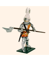 K48 Toy Soldier Set Hugh Lord Despencer Painted