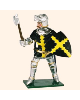K49 Toy Soldier Set Robert de Ufford Painted