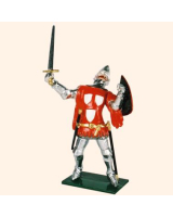 K50 Toy Soldier Set Geoffrey Chargny Painted