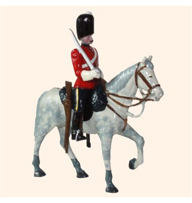 ToL 045 - M102 Toy Soldier Set Trooper, Royal Scots Greys Painted
