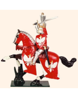 MK04 Toy Soldier Set The King of Poland Painted