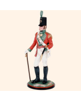 AS90 12 Officer Light Company 87th Princes of Wales s Irish Regiment of Foot c.1809 Kit