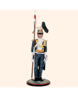 AS90 25 Trooper 17th Light Dragoons Lancers 1848 Painted