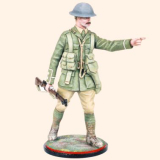 AS90 26 Lieutenant The Royal Fusiliers 1917 Painted