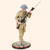 AS90 27 Private The Royal Sussex Regiment 1917 Painted